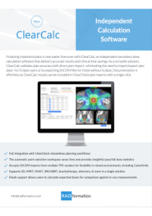 ClearCalc overview