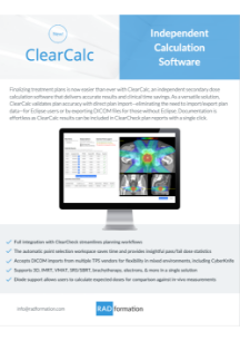 New ClearCalc – Independent Calculation Software